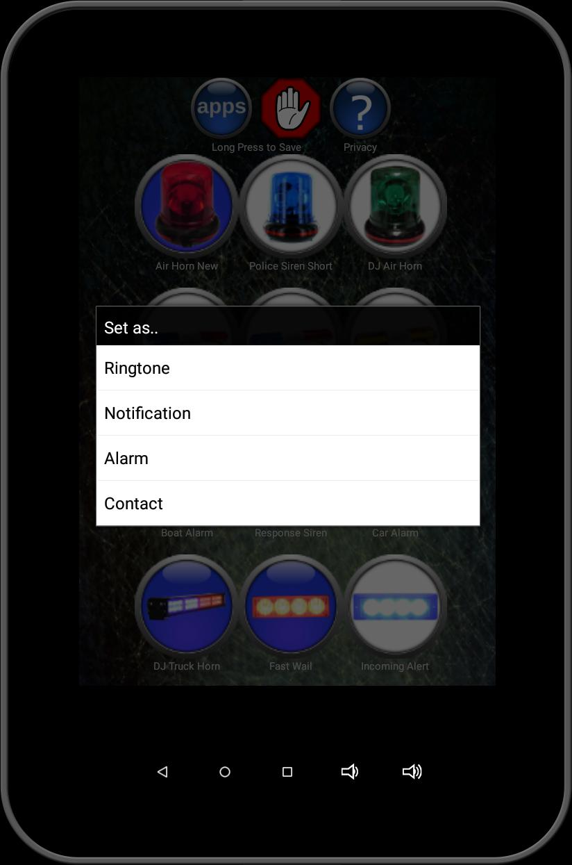 Siren Ringtones for Android - APK Download