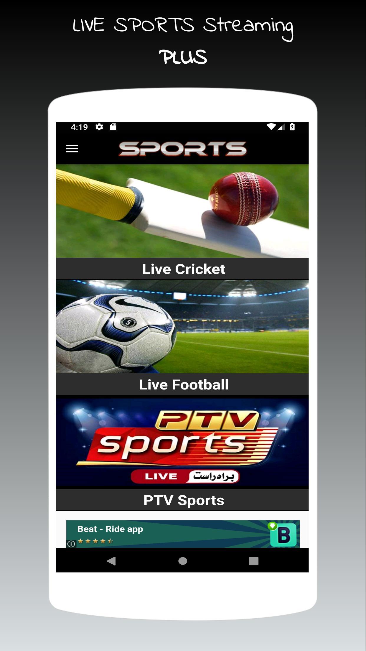 Live Sport Hd