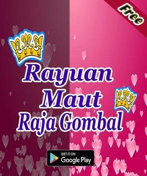 Rayuan Maut Raja Gombal poster