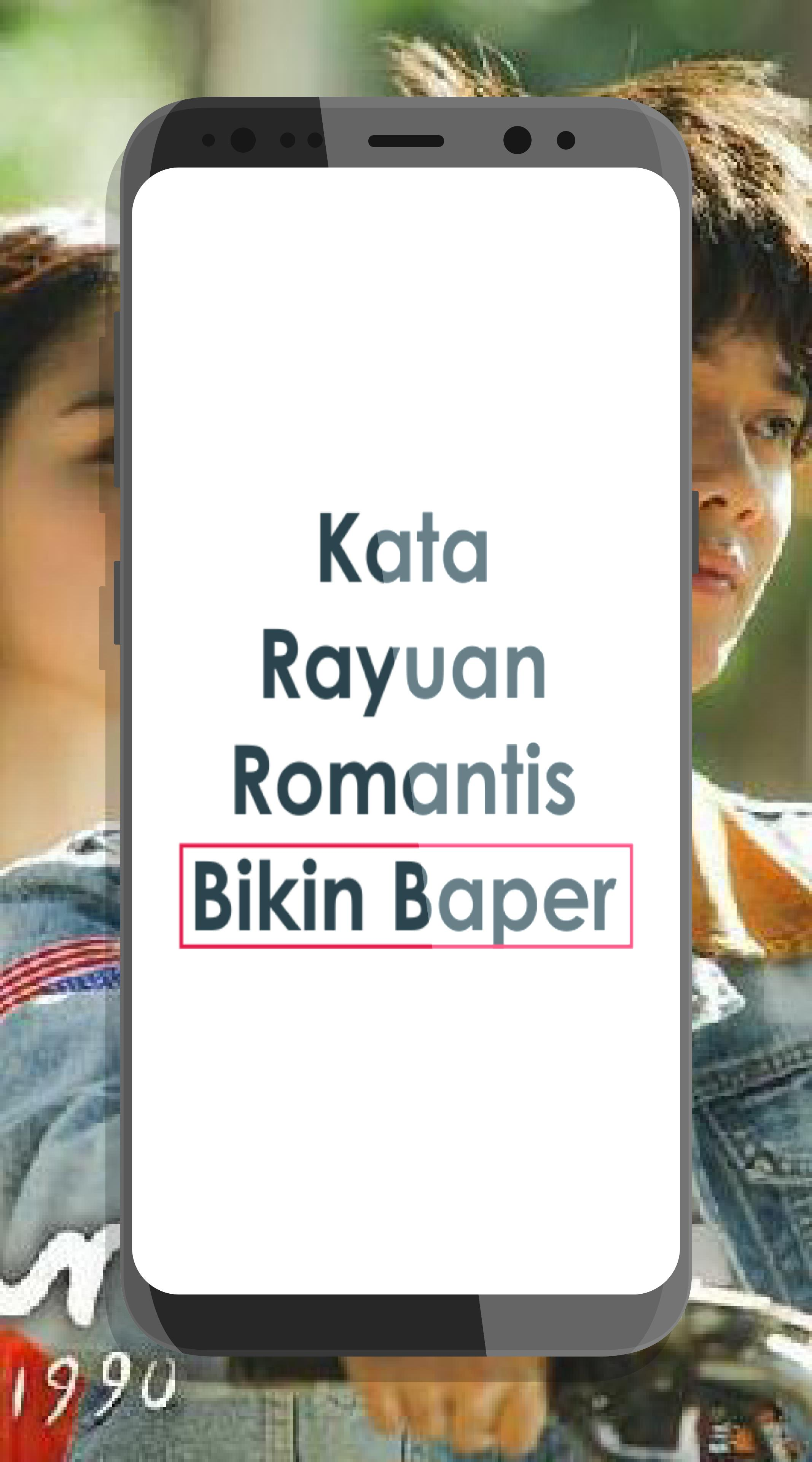 😍 Kata Rayuan Paling Romantis for Android APK Download