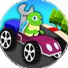Fun Kids Car Racing Game icon