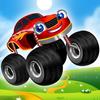 monster trucks para crianças ícone