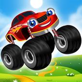 Monster Trucks Game for Kids आइकन