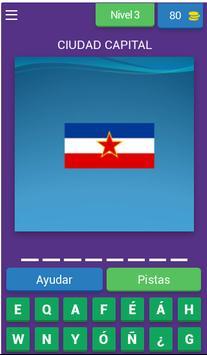 RESUELVE PRINCIPALES CIUDADES DE ANTIGUOS PAÍSES screenshot 3