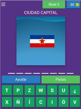 RESUELVE PRINCIPALES CIUDADES DE ANTIGUOS PAÍSES screenshot 12