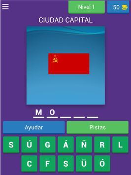RESUELVE PRINCIPALES CIUDADES DE ANTIGUOS PAÍSES screenshot 5