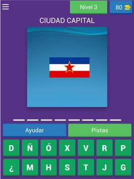 RESUELVE PRINCIPALES CIUDADES DE ANTIGUOS PAÍSES screenshot 8