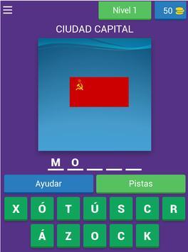 RESUELVE PRINCIPALES CIUDADES DE ANTIGUOS PAÍSES screenshot 9