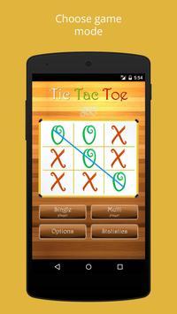 TicTacToe 2 - Material Taste poster
