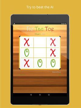 TicTacToe 2 - Material Taste screenshot 4