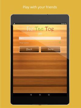 TicTacToe 2 - Material Taste screenshot 8