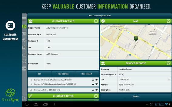 RazorSync screenshot 11