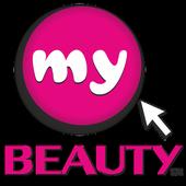 my BEAUTY GR app icon