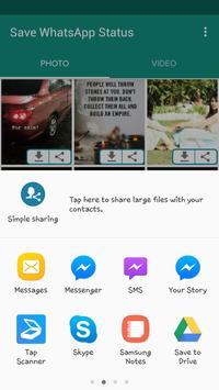 Whatsapp Status Downloader 2019 screenshot 3