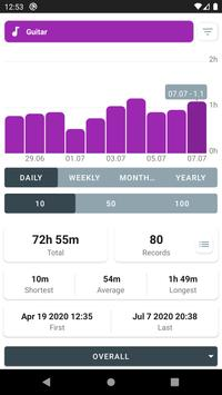 Simple Time Tracker screenshot 3