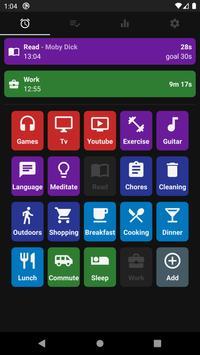 Simple Time Tracker screenshot 5