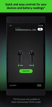 Razer Hammerhead True Wireless Ekran Görüntüsü 1