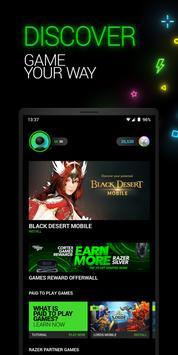 Razer Cortex Games Ekran Görüntüsü 1