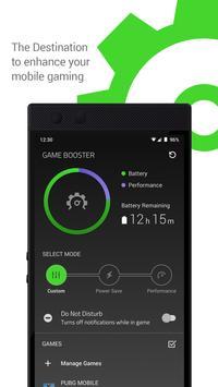Razer Game Booster screenshot 1
