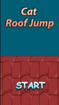 Jumping cats poster
