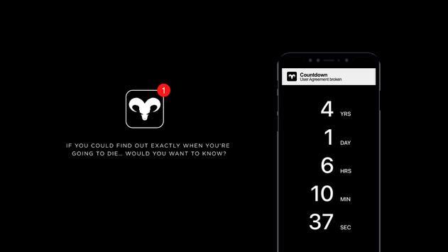Poster Countdown App