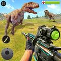 Real Dino Deadly Hunter 3D: Wild Animal Games