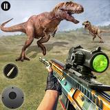 Real Dino Deadly Hunter 3D: Wild Animal Shooting
