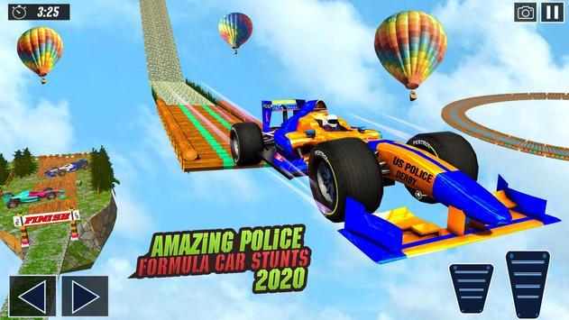 Police Demolition Derby: Formula Car Destruction screenshot 15
