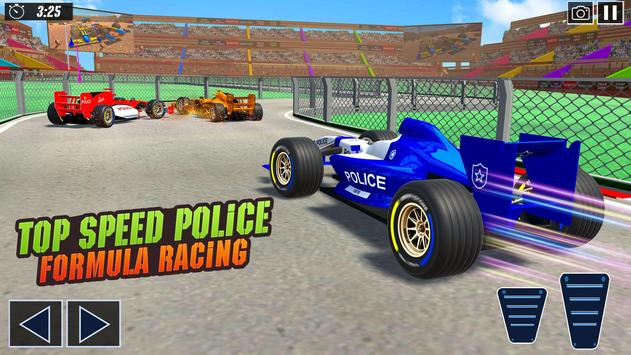 Police Demolition Derby: Formula Car Destruction screenshot 20
