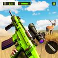 Sniper Deer Hunting 2019 : FPS Shooting Games