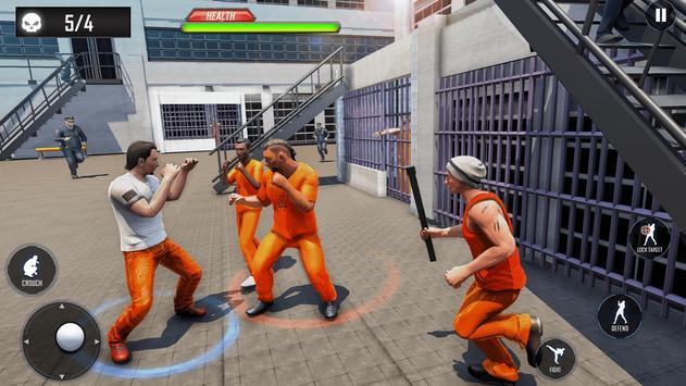 Impossible Prison Escape Mission 2020 screenshot 11