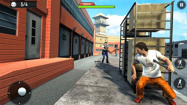 Impossible Prison Escape Mission 2020 screenshot 13