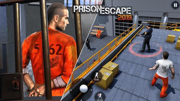 Impossible Prison Escape Mission 2020 screenshot 4