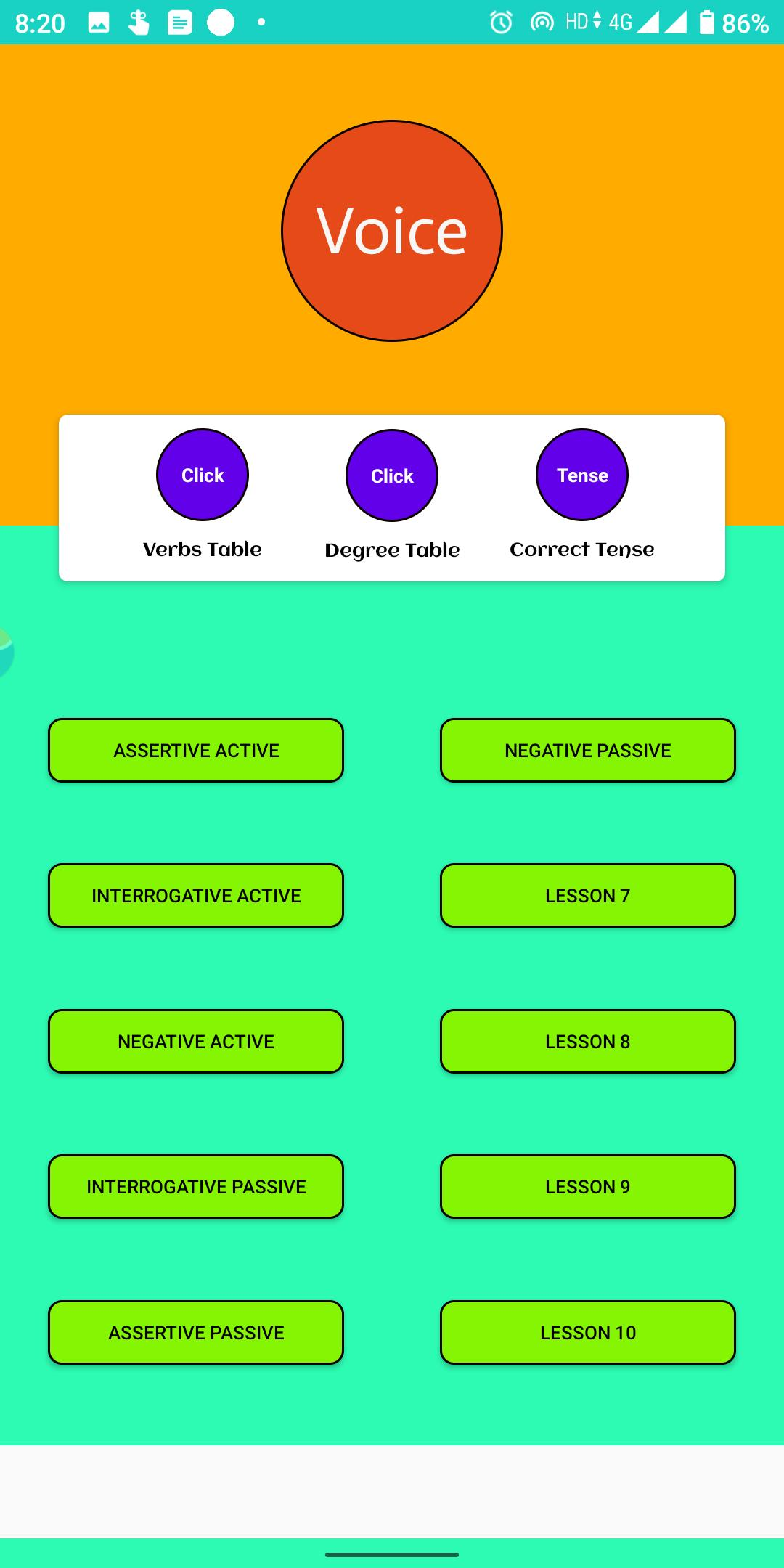 active to passive voice converter software free download
