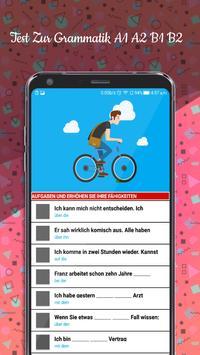 Test Zur Grammatik A1 A2 B1 B2 screenshot 6