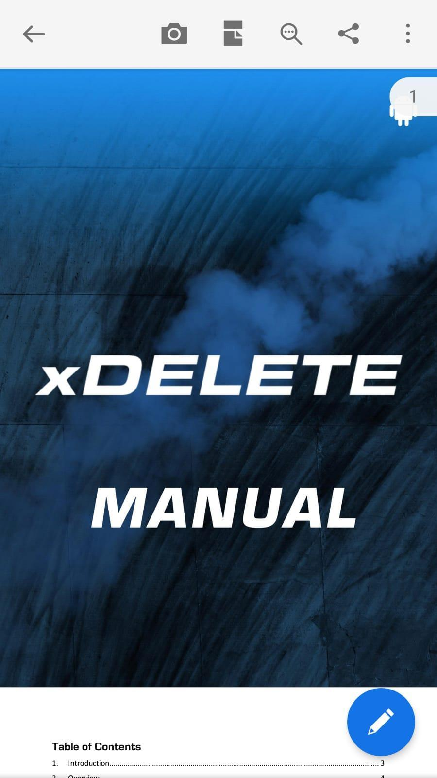 xDelete for Android - APK Download
