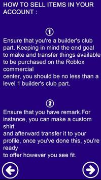 Pro Guide How To Get Free RBX : Pro Help Tips 2019 screenshot 1