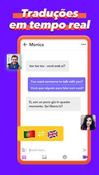 MixU: conheça e fale com pessoas novas por vídeo imagem de tela 4