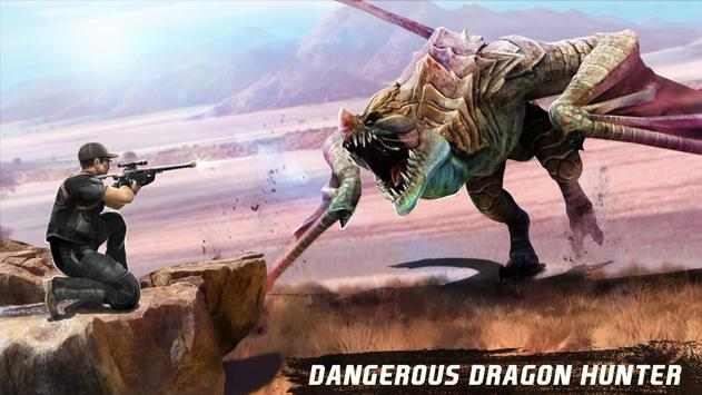 Dragon vs Dinosaur Hunter screenshot 3