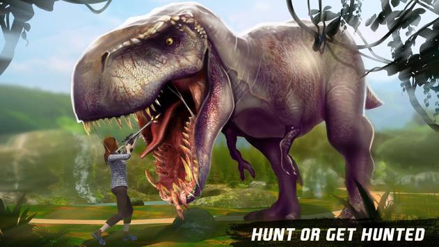 Dragon vs Dinosaur Hunter screenshot 1