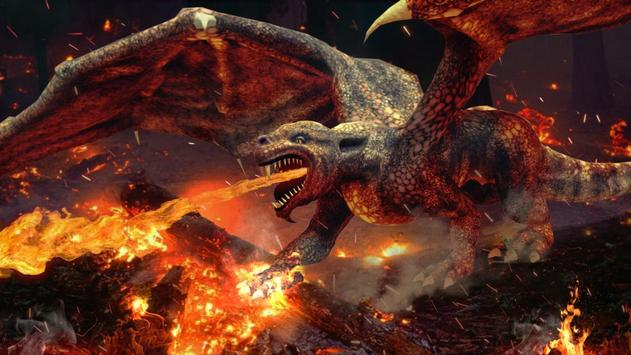 Dragon vs Dinosaur Hunter screenshot 2