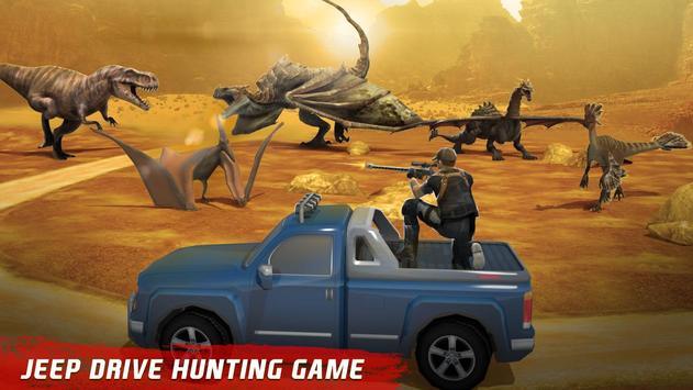 Dragon vs Dinosaur Hunter screenshot 7