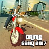 San Andreas Crime City Gangster 3D आइकन