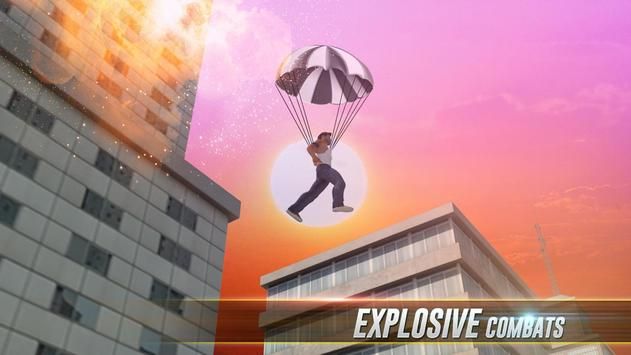 San Andreas Crime City Gangster 3D स्क्रीनशॉट 1