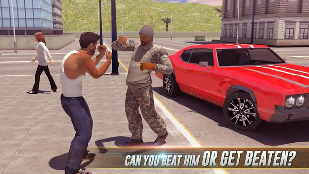San Andreas Crime City Gangster 3D स्क्रीनशॉट 2