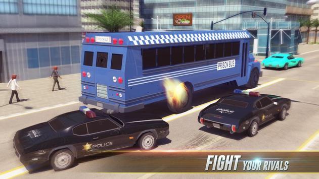 San Andreas Crime City Gangster 3D स्क्रीनशॉट 3