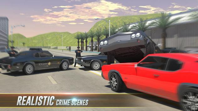 San Andreas Crime City Gangster 3D screenshot 4