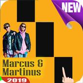 Marcus & Martinus Piano Tap icon