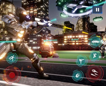 Survival Robot War - Offline shooting game 2020 screenshot 6