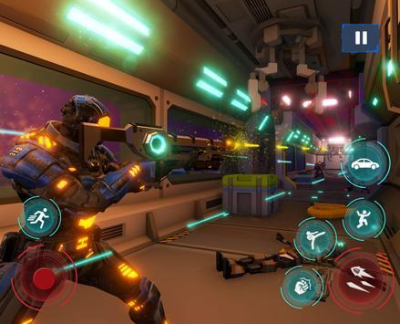 Survival Robot War - Offline shooting game 2020 screenshot 8